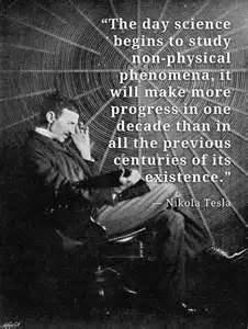 Tesla and the Unseen